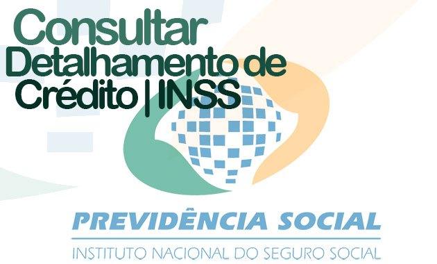 Detalhamento de Crédito INSS