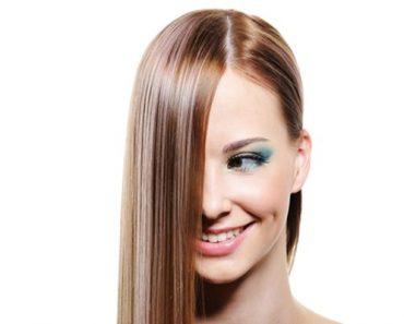 cabelo com e sem formol