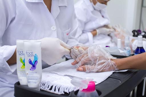 curso de manicure do senac