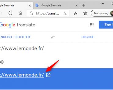 Como traduzir uma página do Google