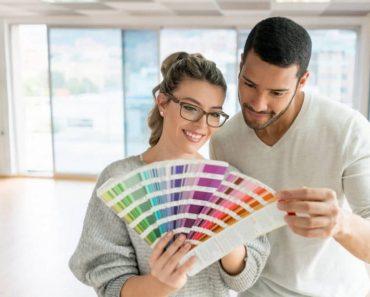 cores para cada ambiente